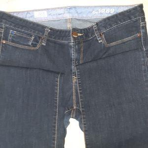 Gap Women's jeans size 16